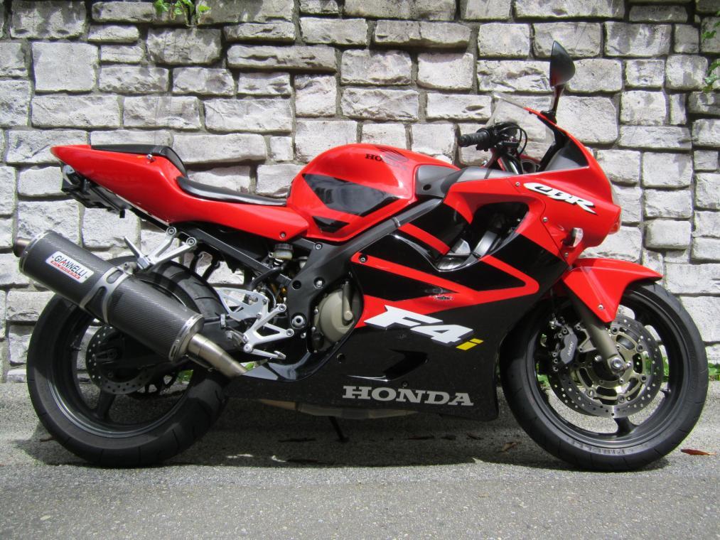 2001 Honda Cbr 600 F4i